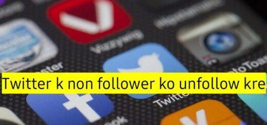 twitter unfollower